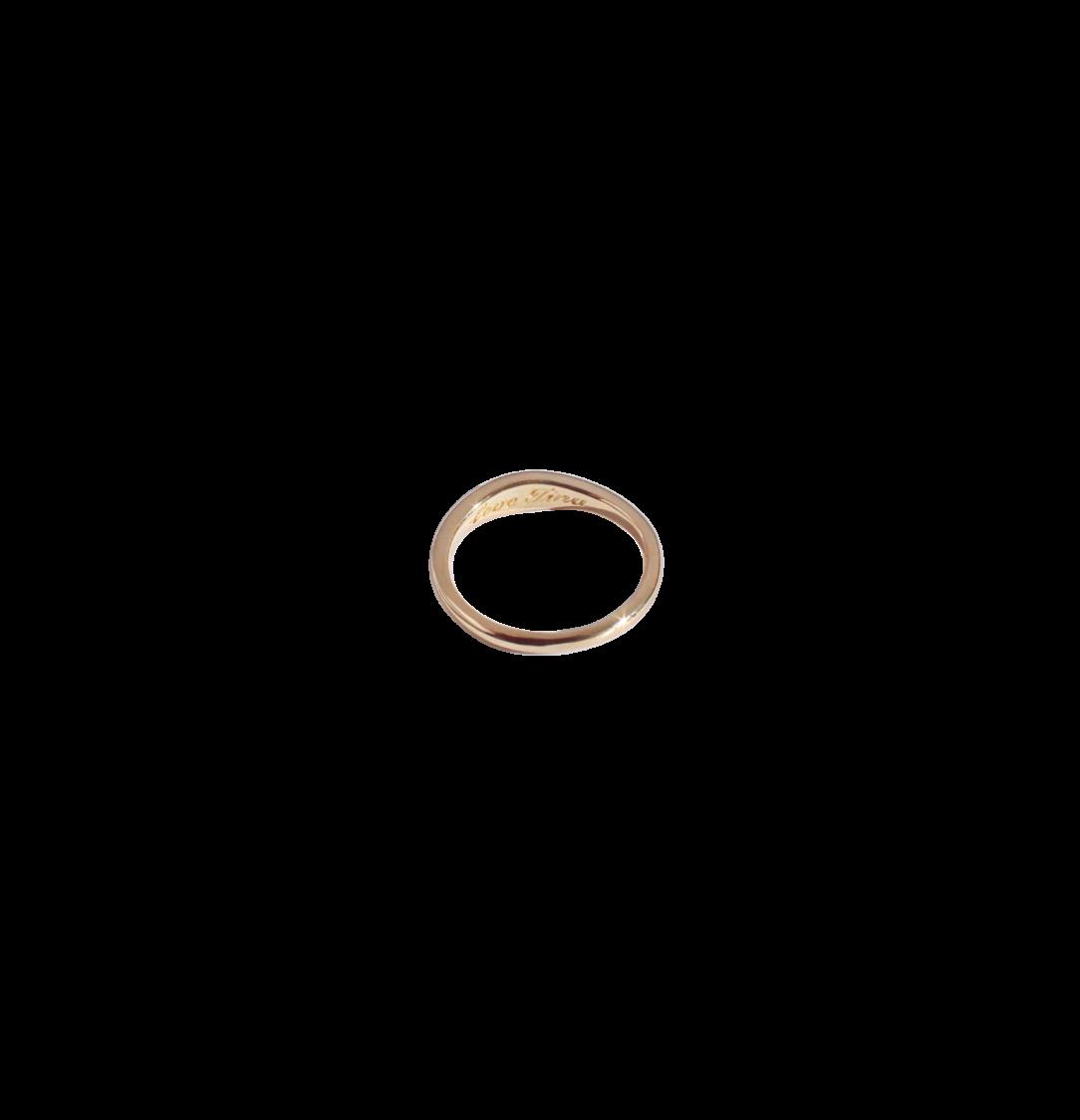 Ring von Tina Turner