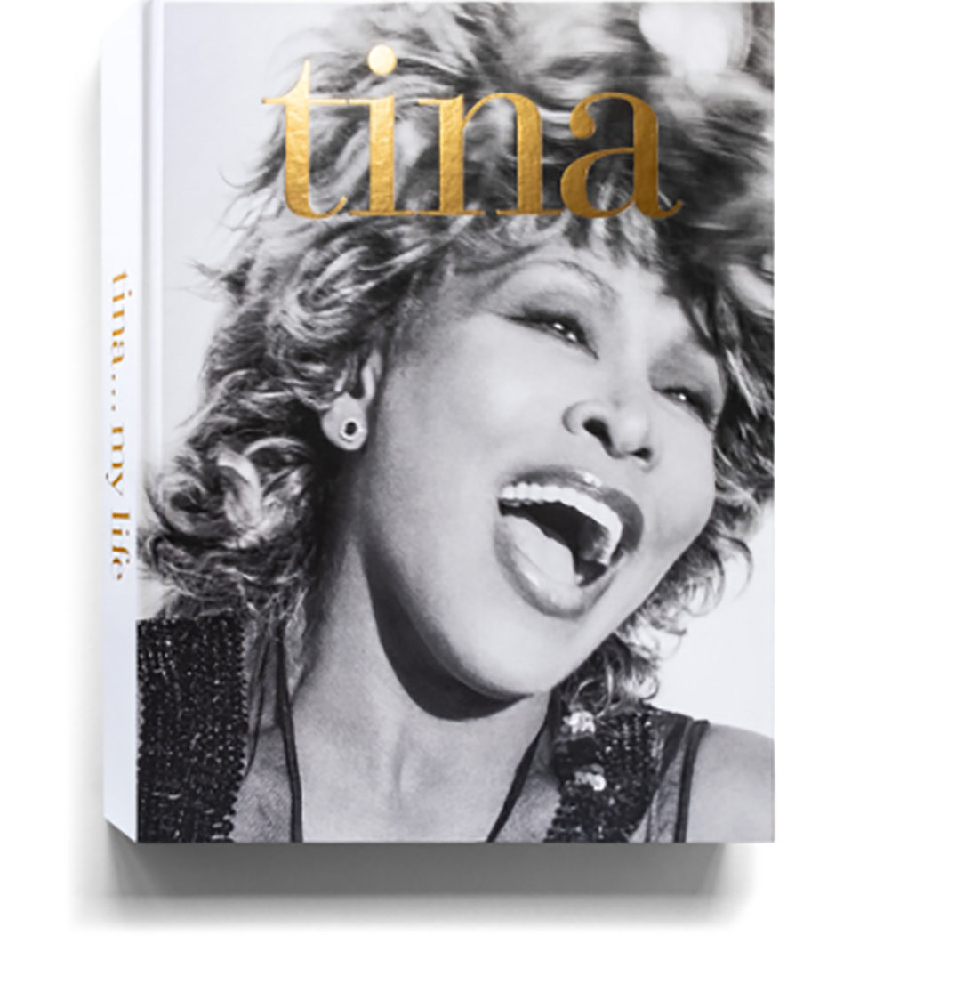 That's my life – The Tina Turner Birthday Collectible – Book and Ring